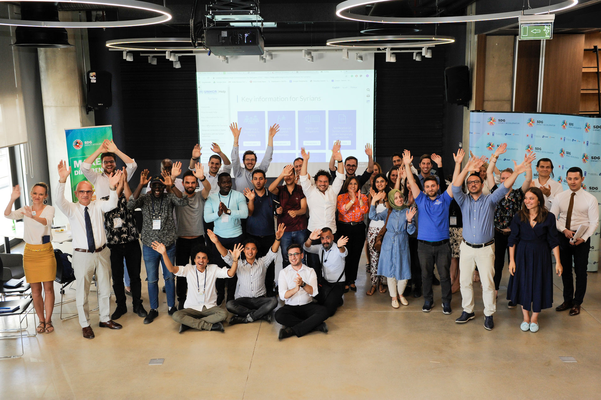 SDG Impact Accelerator | Home Page